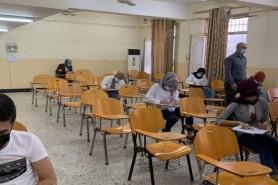 انطلاق الامتحانات النهائية للفصل الدراسي الاول